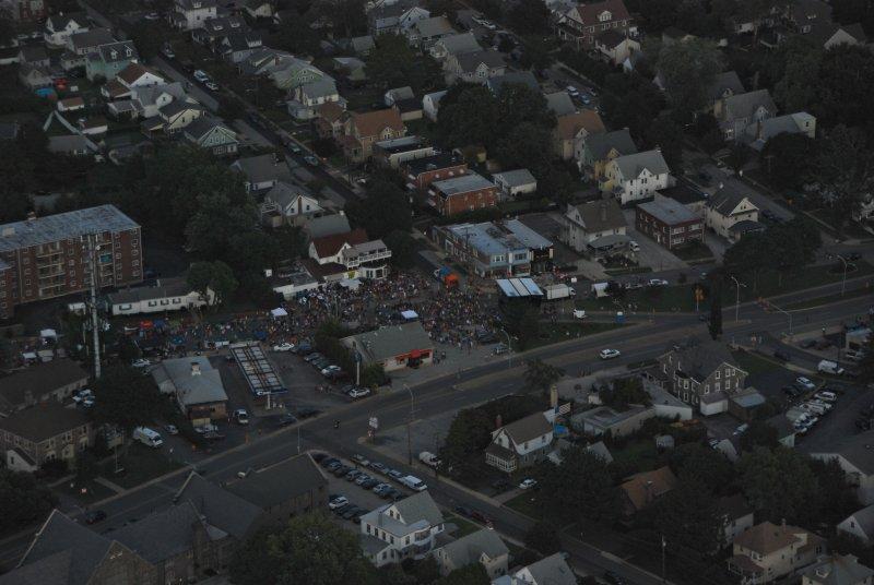 HMF aerial photo