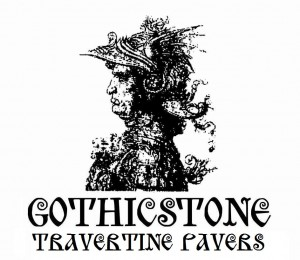 Gothicstone Travestine Pavers