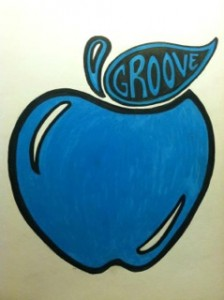 Blue Apple Groove