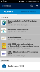 eventbase mobile app
